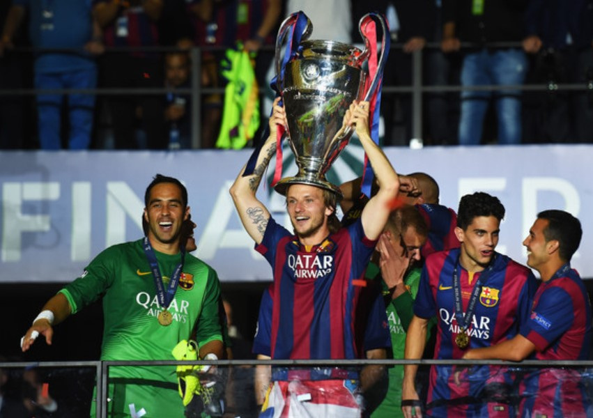 Ivan Rakitic titles