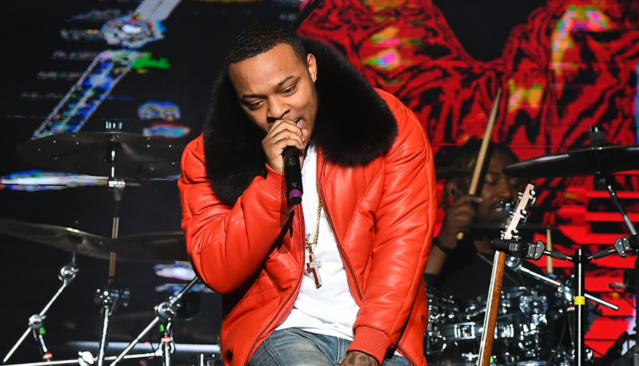 Bow Wow, a famous rapper