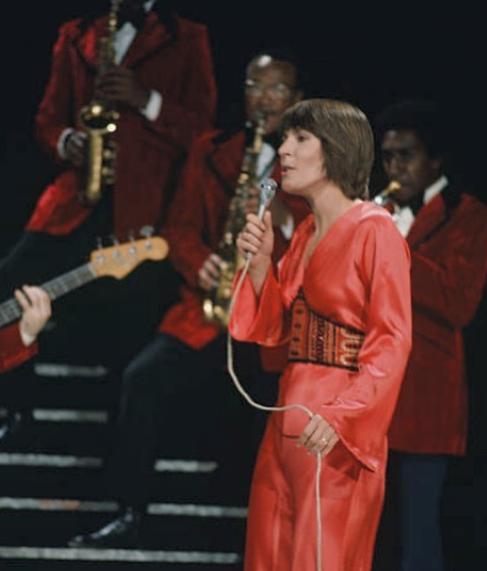Helen Reddy, a famous singer