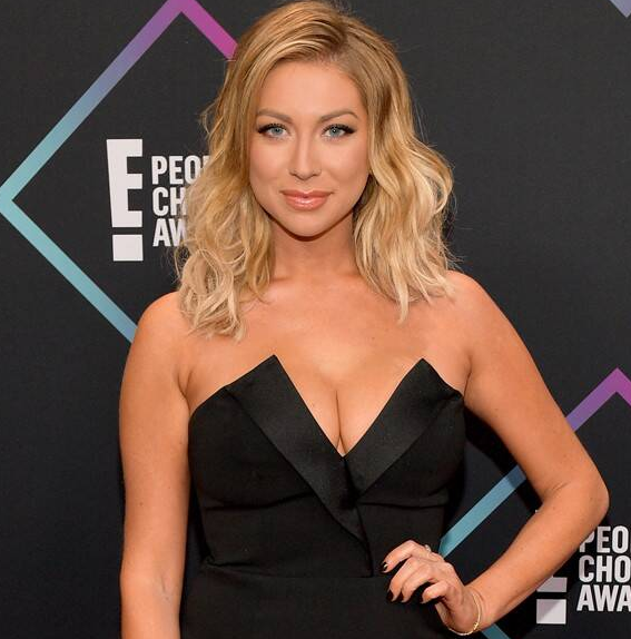 Stassi Schroeder, a famous American television personality