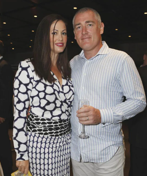 Nicola Charles and Mark Tabberner split