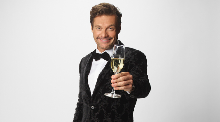 Ryan Seacrest, a famous TV personality and TV Host