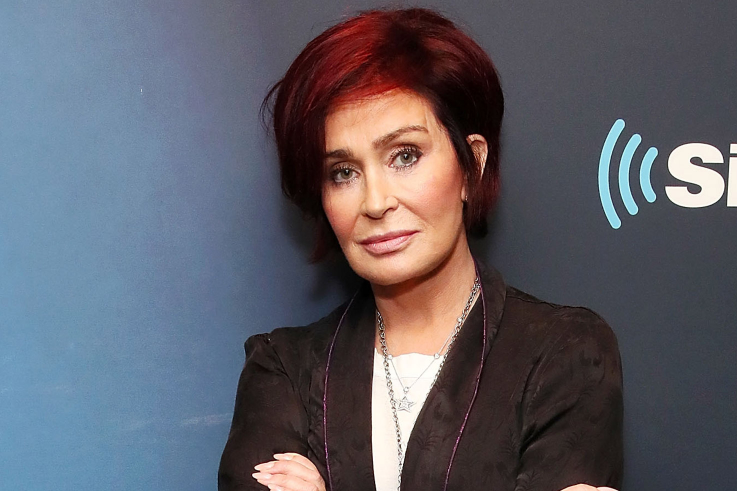 Sharon Osbourne, Judge of the show 'The X Factor'
