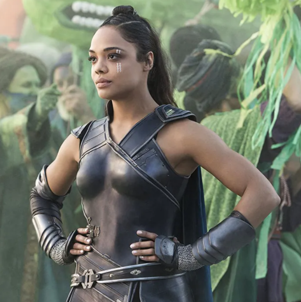 Tessa Thompson will appear next in the film 'Thor: Love and Thunder'