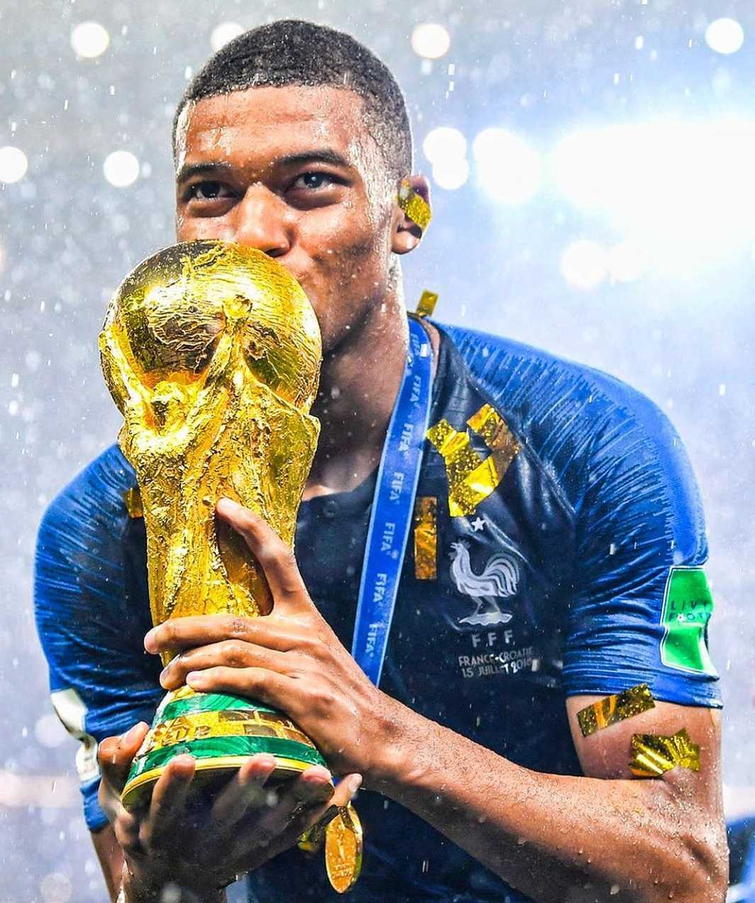 Kylian Mbappe Honor
