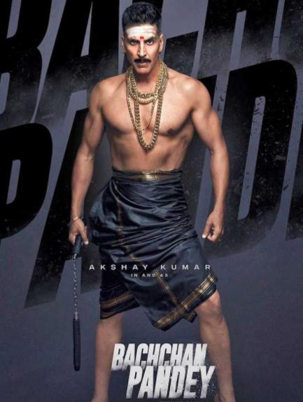 Akshay Kumar's 2021 film Bachhan Pandey