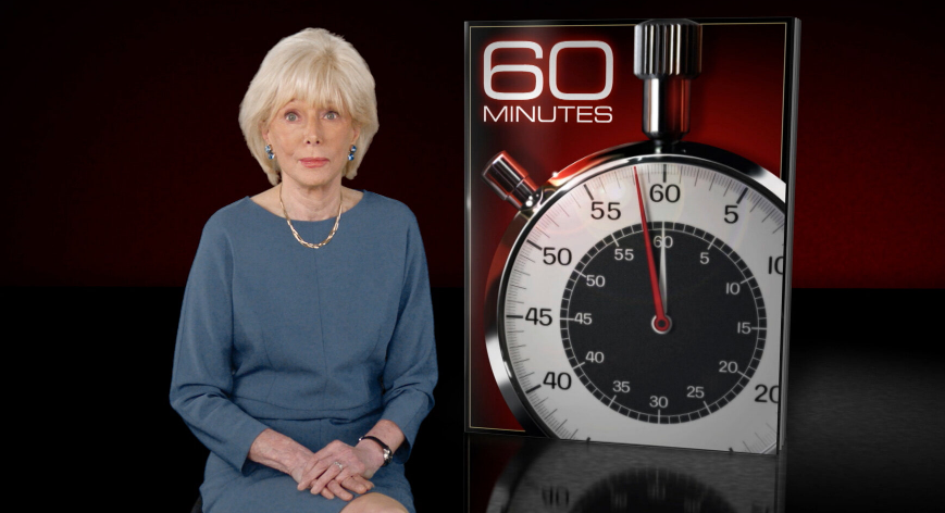 Lesley Stahl has reported for CBS's 60 Minutes since 1991