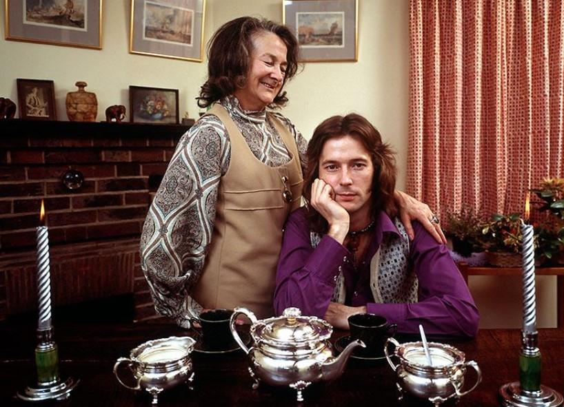 Eric Clapton parents