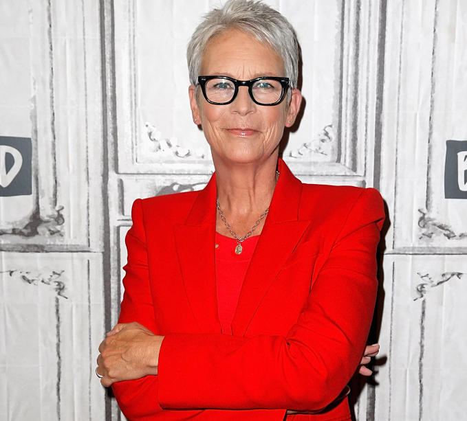 Jamie Lee Curtis, a famous actress, activist and author