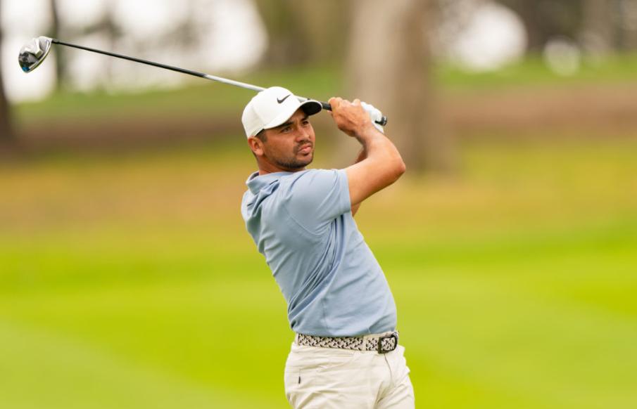 Jason Day, a famous golfer