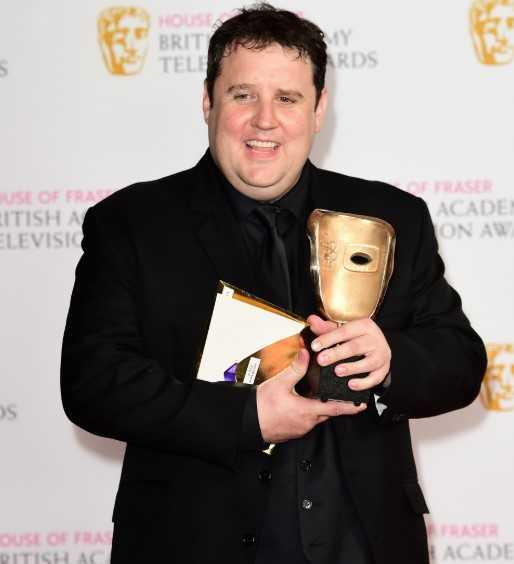Peter Kay Awards