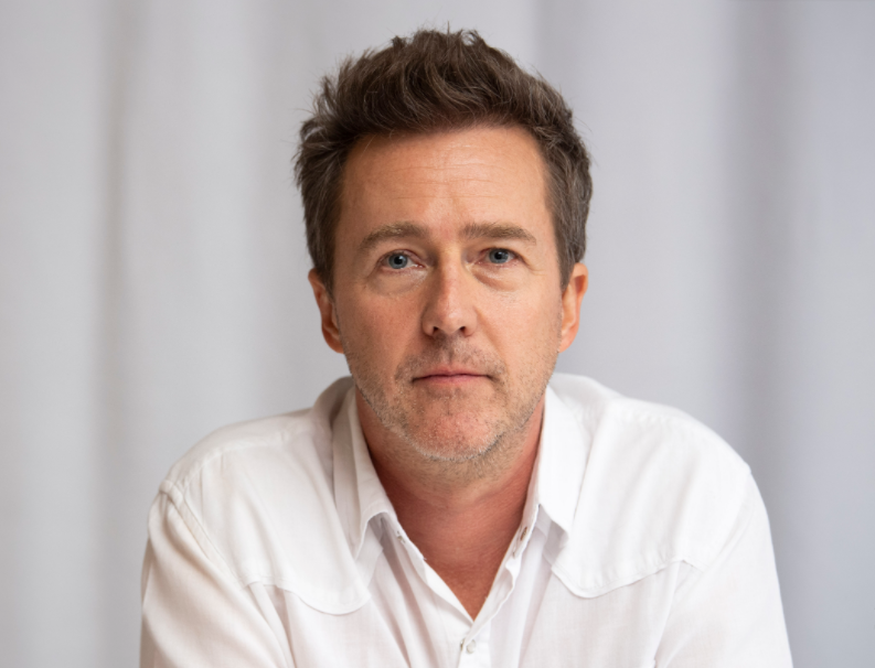 Edward Norton, a famous actor