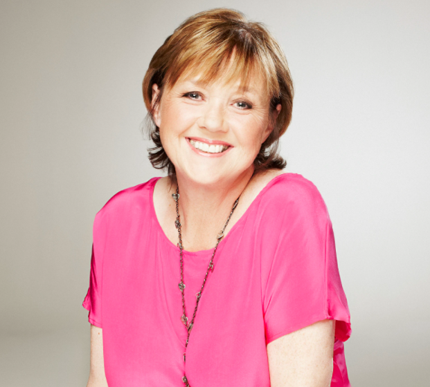 Pauline Quirke, a famous actress