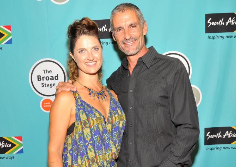 Cliff Simon and his wife, Colette Simon