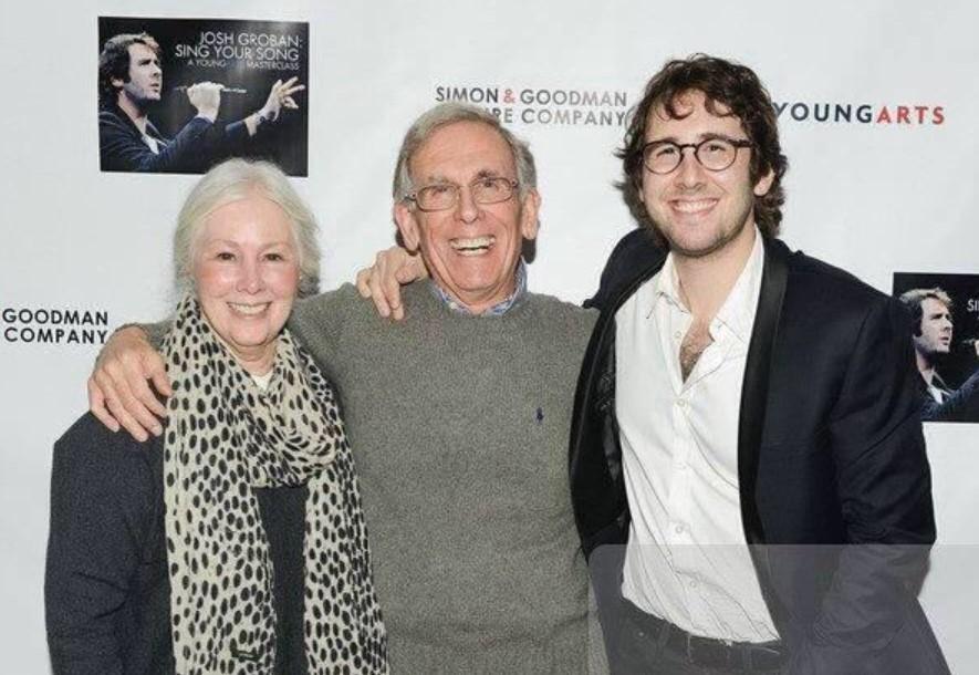 Josh Groban parents
