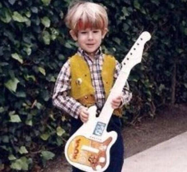 Josh Groban young