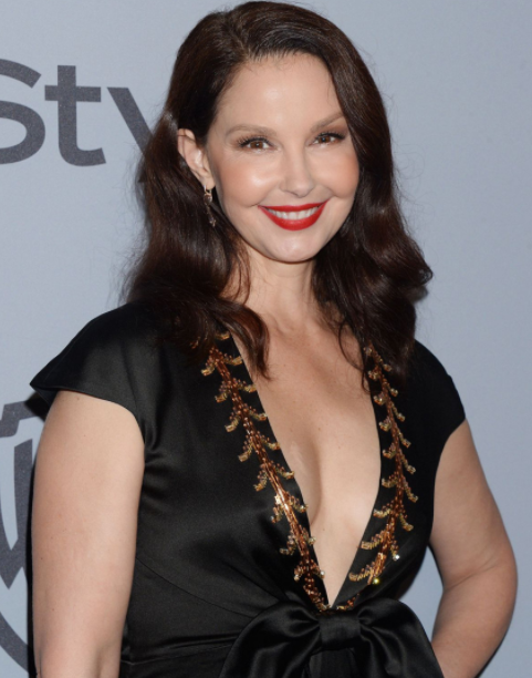 Ashley Judd, a famous actress and a political activist
