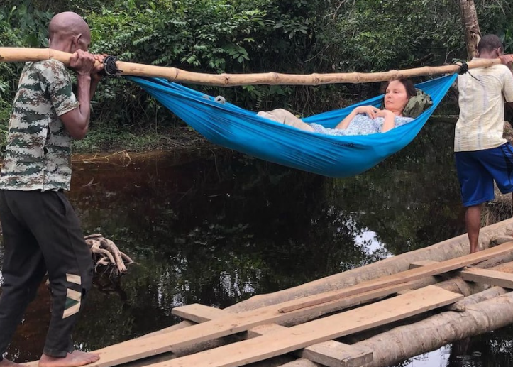 Ashley Judd, Harrowing Journey to ICU After Shattering Leg In African Rainforest