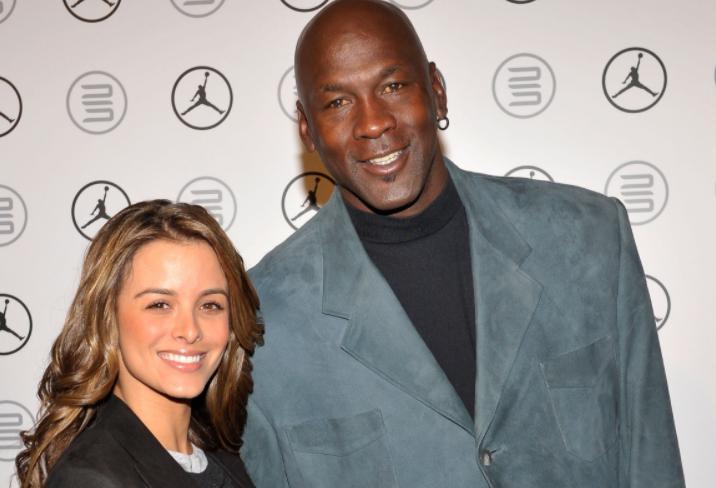 Yvette Prieto with her husband, Michael Jordan