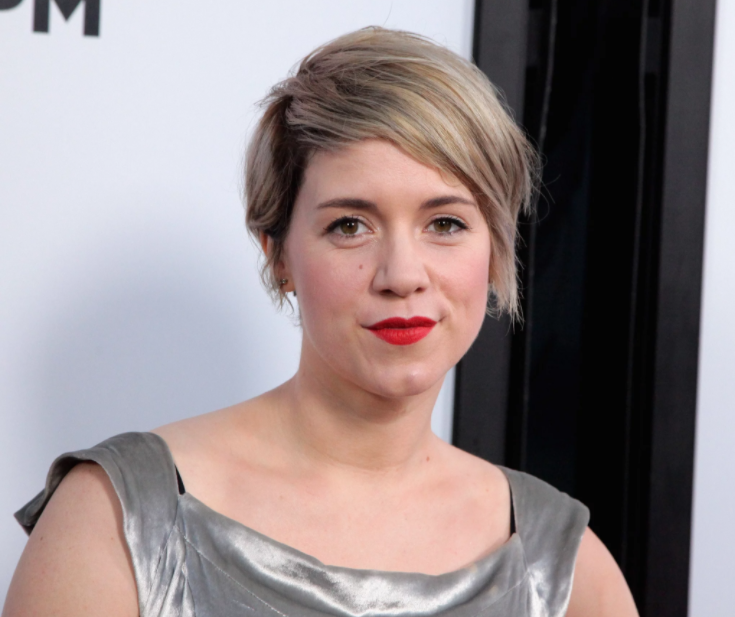 Alice Wetterlund, a famous actress and podcast host