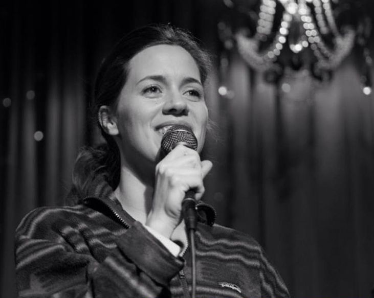 Alice Wetterlund, an American stand-up comedian
