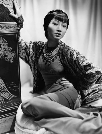 Anna May Wong In The Movie Dangerous To Know