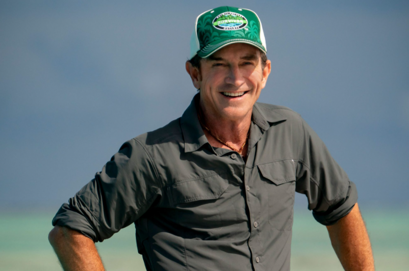 Jeff Probst, a famous reality show Host