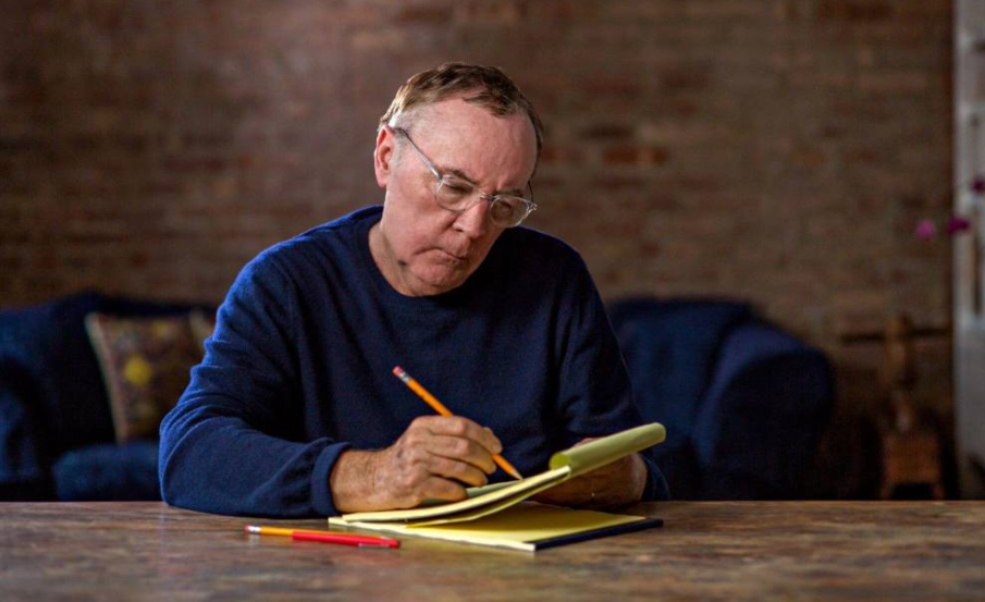 James Patterson Writing