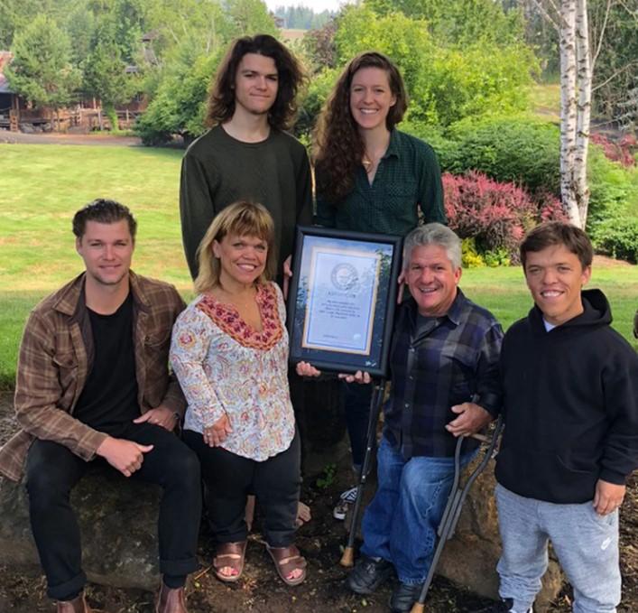 Jacob Roloff family