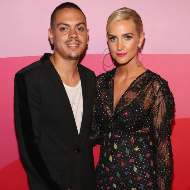 Ashlee Simpson and Evan Ross are expecting their second kid