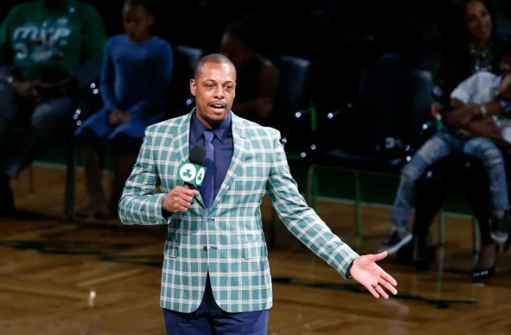Paul Pierce, Analyst on ESPN's basketball programs 'The Jump' and 'NBA Countdown'