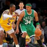 Paul Pierce, Former Basketball Player For Boston Celtics