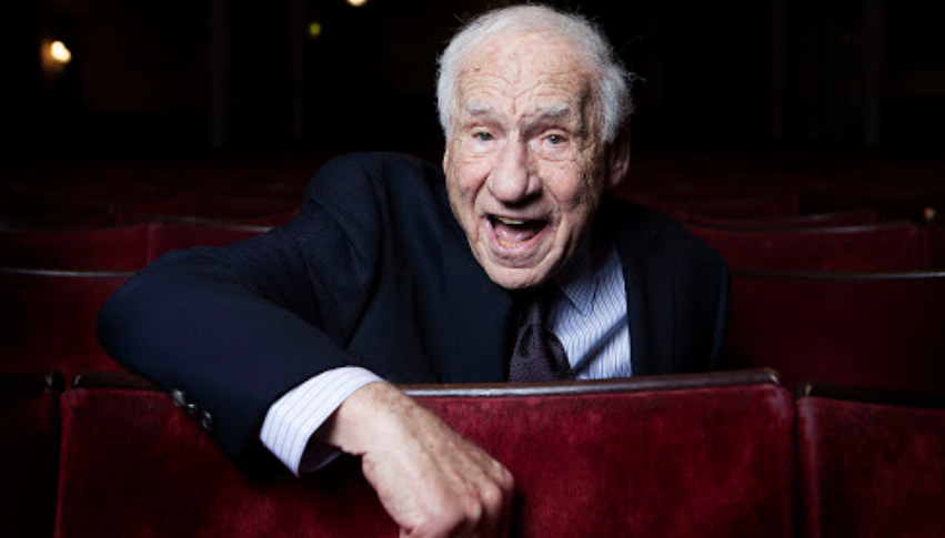 Mel Brooks, a famous director, writer, actor, comedian, producer as well as a composer