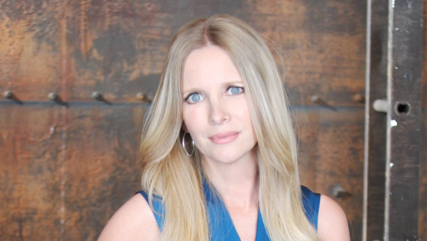 Lauralee Bell, a famous actress