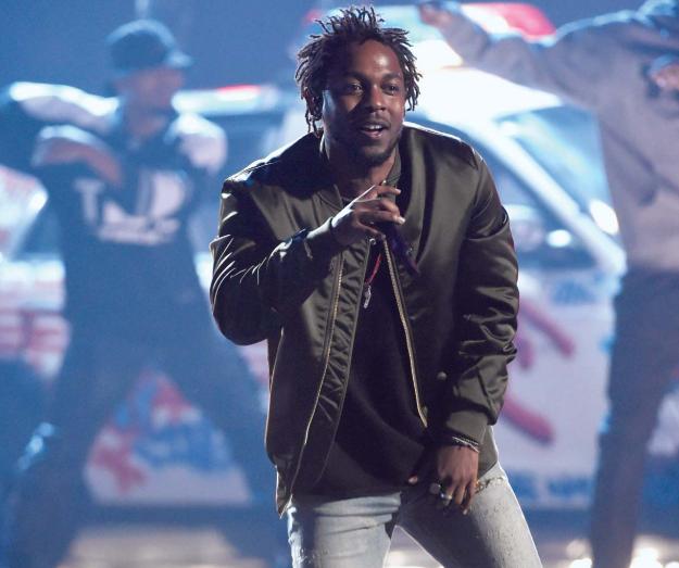 Kendrick Lamar's Performance