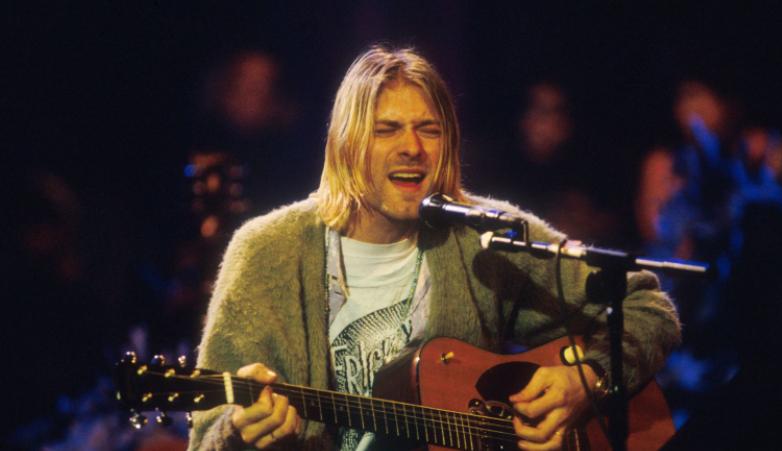 Kurt Cobain Dies At 27