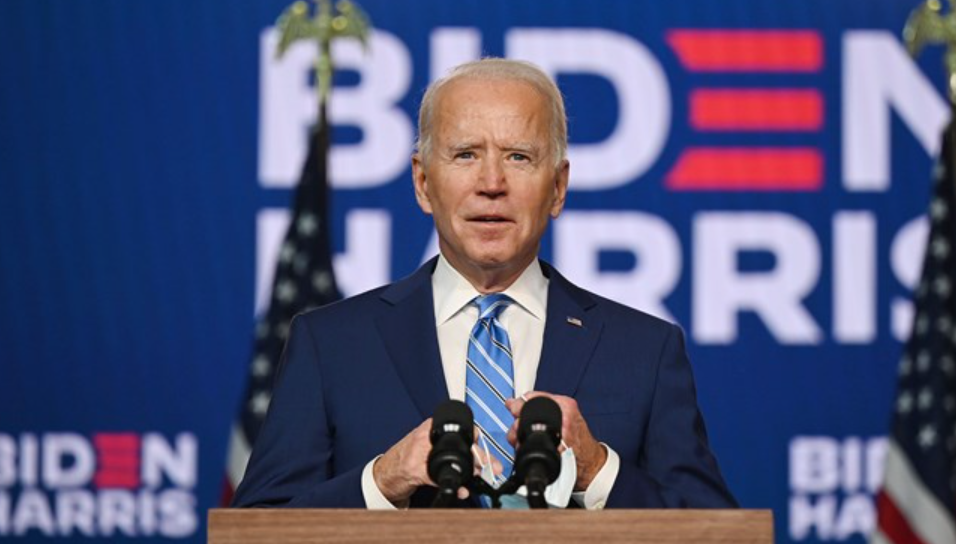 Joe Biden, a famous politician