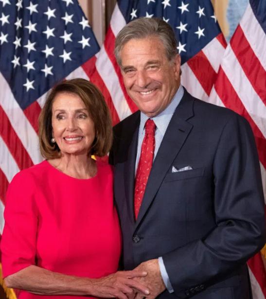 Nancy Pelosi's husband, Paul