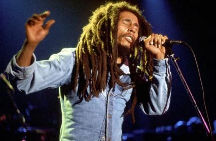 Bob Marley's Performance