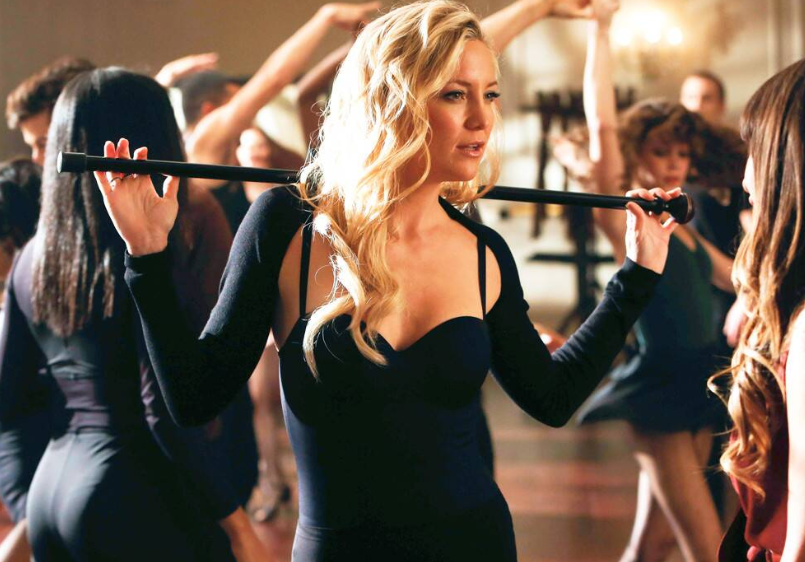 Kate Hudson in the series Glee