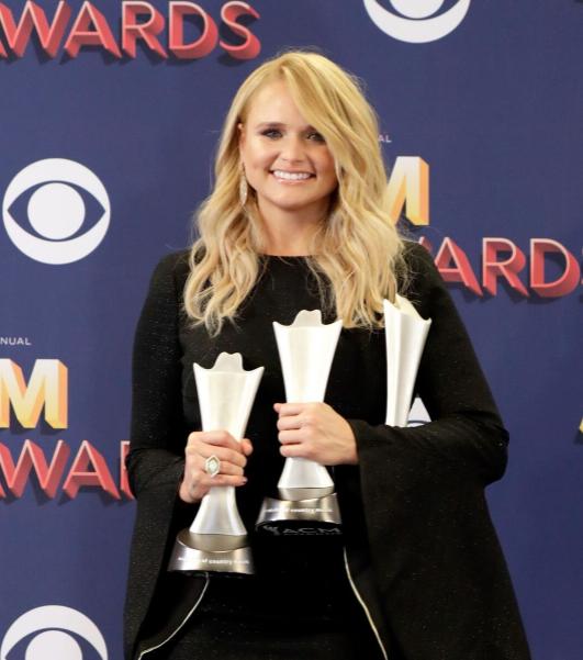 Miranda Lambert ACM Award