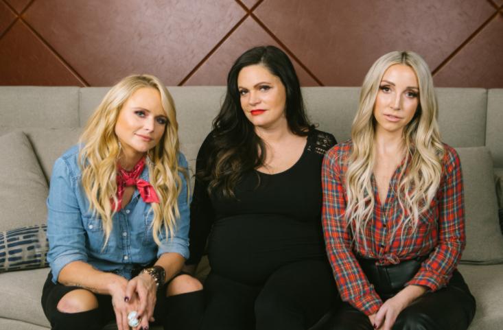 Pistol Annies Band Members; Miranda Lambert, Ashley Monroe, and Angaleena Presley