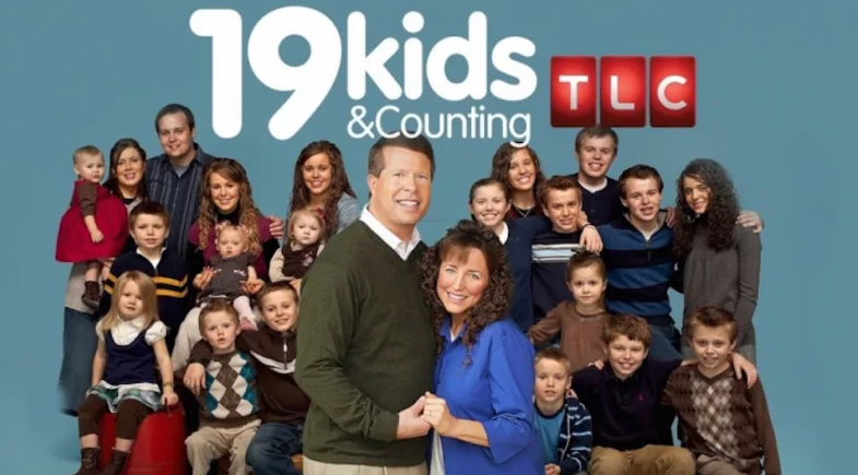Jinger Duggar in the show 19 Kids & Counting