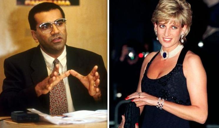 Martin Bashir Interviewd Diana, Princess of Wales