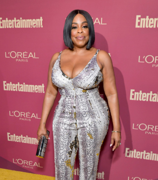 American Actress and TV Host, Niecy Nash
