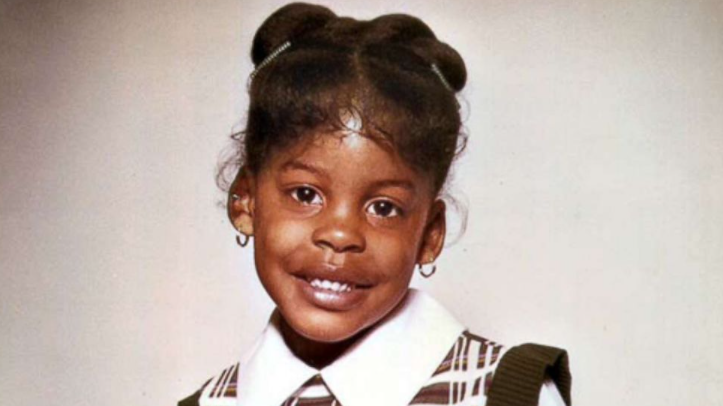 Niecy Nash at the age of seven