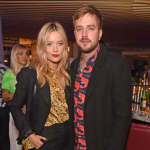 Laura Whitmore with her husband Iain Stirling