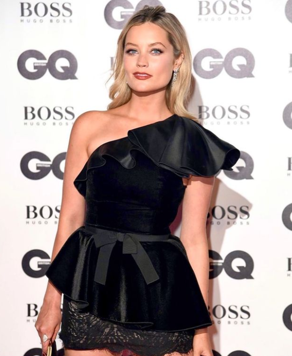 TV Presenter, Laura Whitmore
