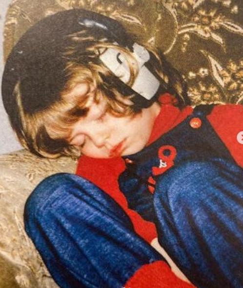 Sarah Harding Childhood Picture