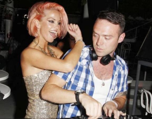 Sarah Harding Engaged to DJ Tom Crane in 2011